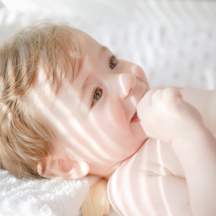 At Home with Baby   Adelaide Family Photographer