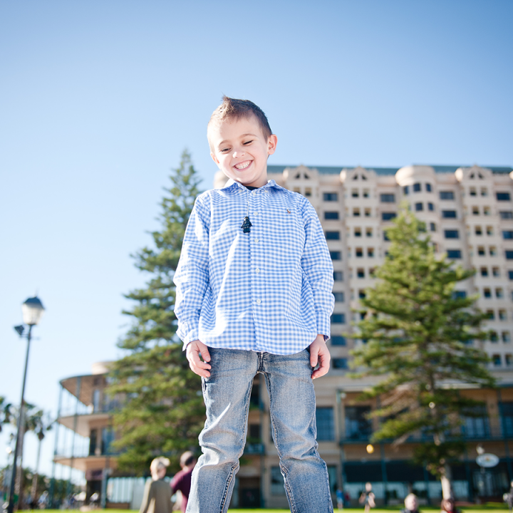 Beach and Hills | Adelaide Family Photographer