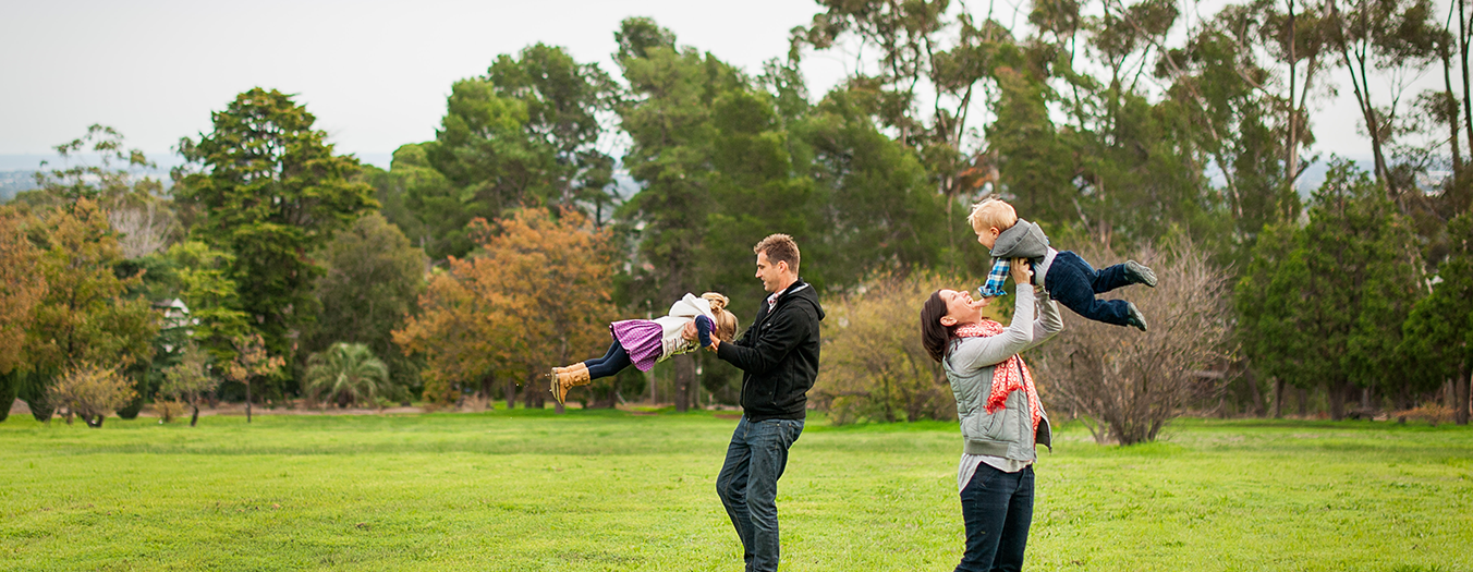 Playtime at Carrick Hill | Adelaide Family Photographer