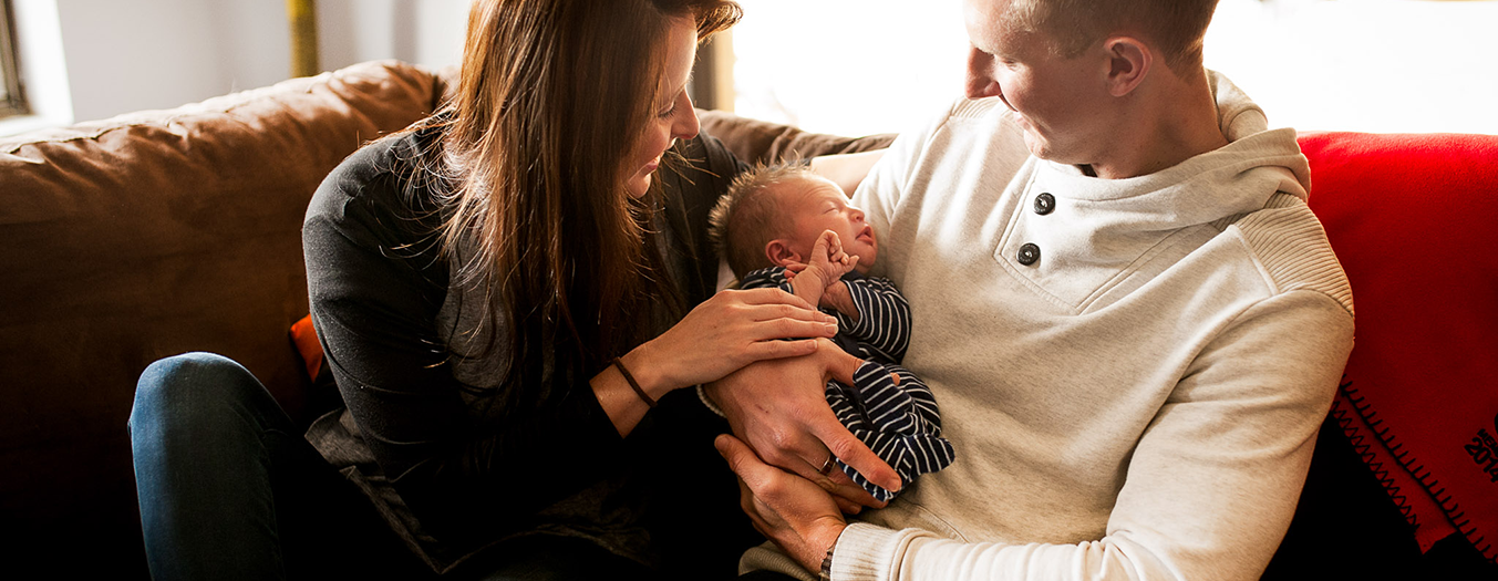 Welcoming Master O | Adelaide Family Photography